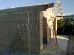 Garaż drewniay 03