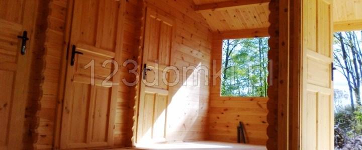 Drzwi Producent Domów I Domków Drewnianych Letniskowych
