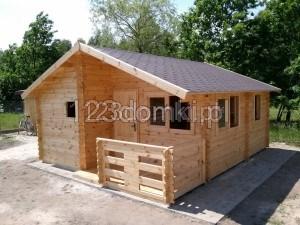 domek z drewna Warszawa