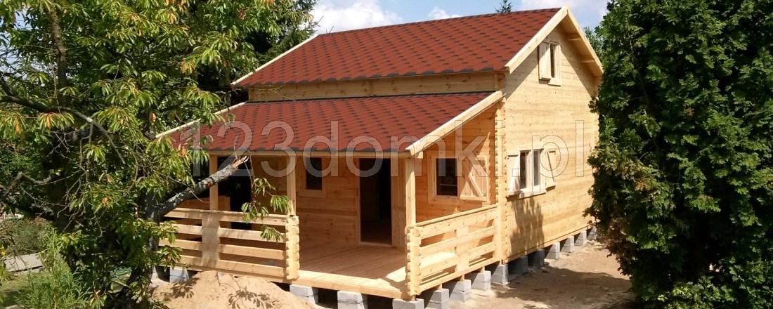 Zaktualizowano Domki letniskowe producent - produkujemy drewniane domki letniskowe MZ46