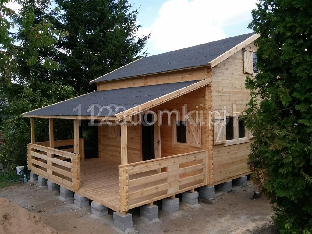 Domki Drewniane Mazowieckie 65 04 Producent Domów I Domków
